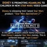Parents are gonna buy Battlefront II for their kids
