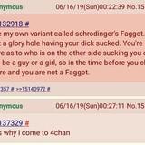 Schrödinger's ------