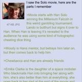 """Anon Watches """"Solo: A Star Wars Story"""""""