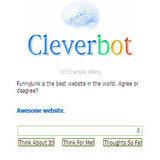 Thanks Cleverbot