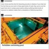 The Forbidden Swimming Pool