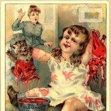 Kids were cruel back in the day.