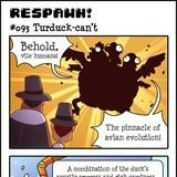 Turduck-can't